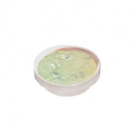 Salsa Blanca per Amanides