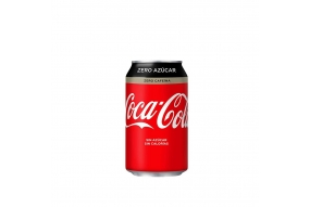 Cocacola ZERO Llauna