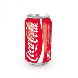 Cocacola en Lata